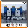 Tipo Hzs120 planta del transportador de correa de mezcla concreta inmóvil de la capacidad 120m3/H