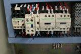 Freno servo electrohidráulico de la prensa del Nc y dobladora plateada de metal
