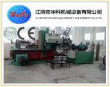 125tons verwendete Ballenpresse des MetallY81 für Kupfer/Stahl/Aluminium