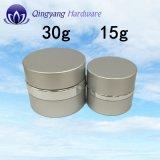 AluminiumsahneJar&Cap drei Stück-Klage