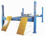 elevación del coche 4-Post para el servicio del embalaje