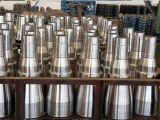 Peças de usinagem CNC de fundição de ferro cinzento Ductile Grey