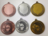 Medaillen-ReversPin, kundenspezifische hohle organisatorische Medaille (GZHY-MB-006)