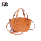 A forma do saco de ombro Jp1701 ensaca a bolsa de couro das bolsas do desenhador do saco das mulheres
