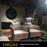 현대 백색 색칠 부엌 찬장 모든 룸 가구 Tivo-022VW