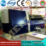 Laminatoio approvato personalizzato del piatto di CNC del Ce del Rolls del piatto Mclw12xnc-20*2500