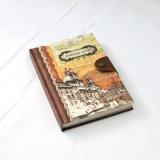 Album di carta di lusso del diario del taccuino di stampa DIY (con l'autoadesivo)