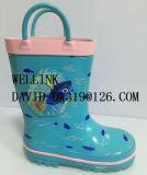 かわいい漫画プリント防水PVC Rainboots