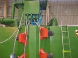 Het Vernietigen van het Schot van de Transportband van de rol Machine (Q698)