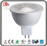 ÉPI 3W 4W 5W 6W 7W à C.A. MR16 Dimmable de C.C 12V/24V d'éclairage LED d'ETL