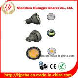 5W proyector de la MAZORCA LED con GU10 E27 MR16