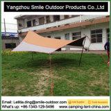 高品質の紫外線証拠の日よけのキャンプの屋根の上の防水シートのテント