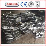 Misturador plástico de alta velocidade inoxidável do misturador do pó do PVC SRL-Z500/1000