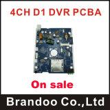 placa de matriz de 4CH D1 SD DVR