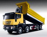 30-40トンのローディングを用いるIveco Genlyon 8X4の重いCamion
