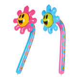 Familien-Feiertags-Partei Belüftung-oder TPU Spielwarenaufblasbarer Sun-Blumen-Hammer