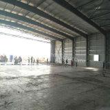 Magazzino di manutenzione dell'aeroplano della struttura d'acciaio con il certificato dello SGS