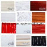 다채로운 아크릴 부엌 찬장을%s 필름에 의하여 박판으로 만들어지는 PVC 거품 널 Foamex PVC 장