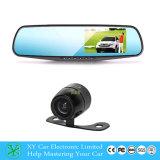 Auto DVR des Spiegel-4.3inch vorderer und hinterer Kamera-Schreiber Xy-9064