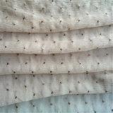 Silk краска равнины Ggt Crinkle с вышивкой многоточий