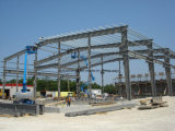 Prefabricated 강철 구조물 공장 헛간 플랜트 건물
