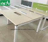최신 영업소 컴퓨터 테이블 사무실 금속 가구 책상 프레임