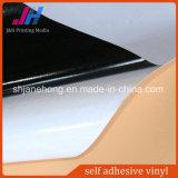 自己接着ビニール、高い等級PVC自己接着ビニール、車のための高い等級PVC自己接着ビニール