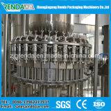 Máquina de engarrafamento quente do suco da maquinaria de enchimento do suco para frascos do animal de estimação