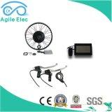 набор мотора эпицентра деятельности черноты E-Bike 1000W беззубчатый с индикацией LCD