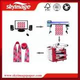 impresora del traspaso térmico de los 42cm*60cm para el acollador, la cinta, la venda de elástico y otros accesorios de la ropa