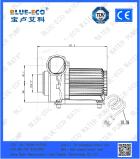 Hochgeschwindigkeitsantreiber-Korrosionsbeständigkeit Submerisble Fischfarm-Pumpe