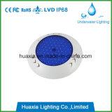 30W luz llenada resina de la piscina de la piscina LED de la natación LED