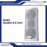 Het dubbele Systeem van de Spreker van de Zaal van de Conferentie van 6.5 Duim Professionele (M265A)