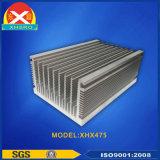 Aluminio de alta calidad del disipador de calor de extrusión para soldadura Controlador