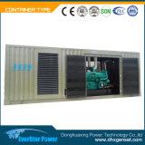 Tipo generatore del contenitore di potere stabilito di generazione diesel dei generatori elettrici di Genset