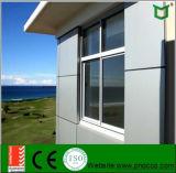 Australisches Standardschiebendes Aluminiumfenster mit ausgeglichenem Glas