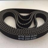 Cinghia di sincronizzazione di gomma industriale/cinghie sincrone 120 144 150 164 177-S3m