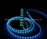 RGB IP67フルカラーSMD5050チップ60LEDs 18W DC24V LEDストリップ