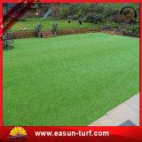 砥石の庭の総合的な人工的な草の泥炭の芝生の草を美化している擬似草