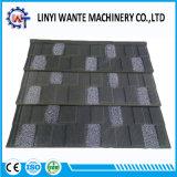 Azulejos revestidos de piedra de la ripia del material para techos del metal de Soncap