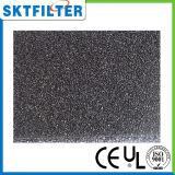 Kohlenstoff-Schwamm-Filter betätigen