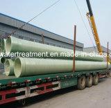 Hochfestes FRP GRP Rohr für das Wasser-Angeben