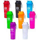 Neue protein Joyshaker Flasche der Produkt-600ml Plastikmit Mischmaschine-Mischer-Kugel