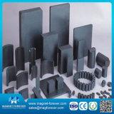 Kundenspezifischer Stab-permanenter Ferrit-Magnet