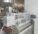 Remplissage de sachet de sauce et machine à emballer à plusieurs voies