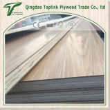 Commercial Plywood Melamine Paper Faced/Laminated Plywood