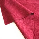 Tela confortável macia do jacquard da tela do jacquard da fibra do algodão da parte alta