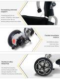 Sillón de ruedas ligero plegable superventas de la energía eléctrica de Topmedi
