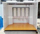 Filter-Typ Puder-Beschichtung-Kabine für Stapel-Puder-Anwendungen