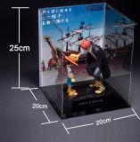 Étalage acrylique de cadre, étalage de cadre de DEL